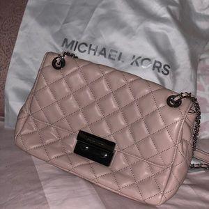 Michael Kors Sloan Quilted Handbag